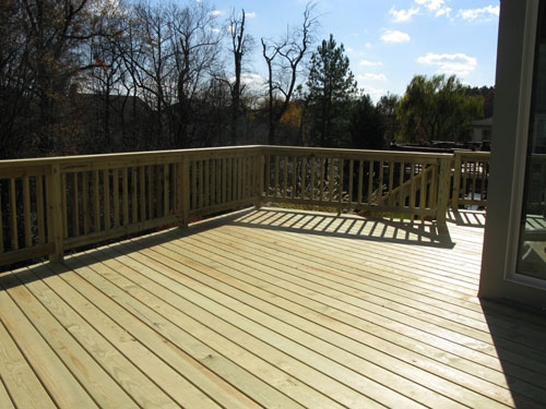 Quality Decks by Century Remodeling